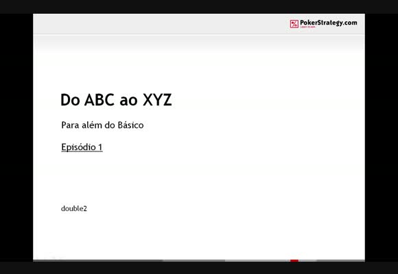 Do ABC ao XYZ - Parte I