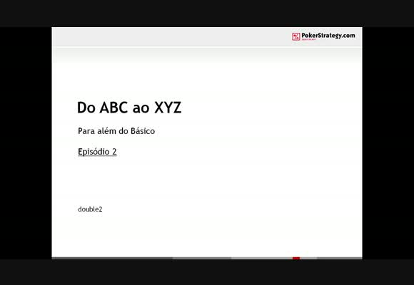 Do ABC ao XYZ - Parte II