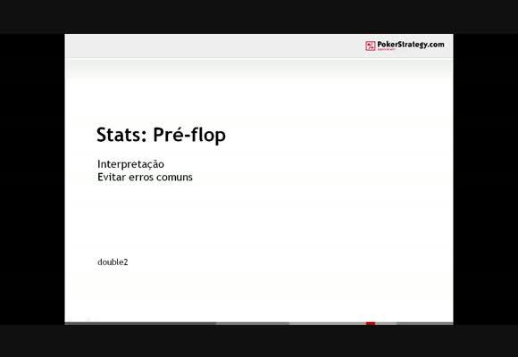 No Limit - Stats: Pré-flop