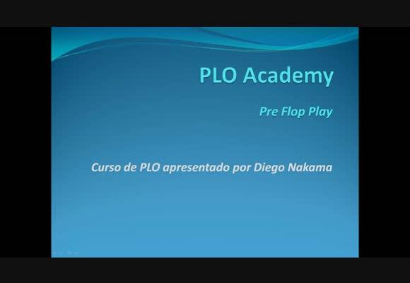Academia PLO - Pré-Flop - Conceitos Fundamentais