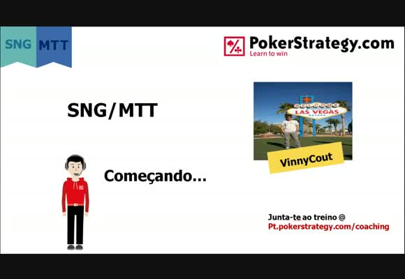 Treino de SNG/MTT com VinnyCout