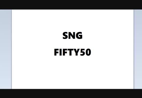 Competição de vídeos: jldv34 - SnG Fifty50