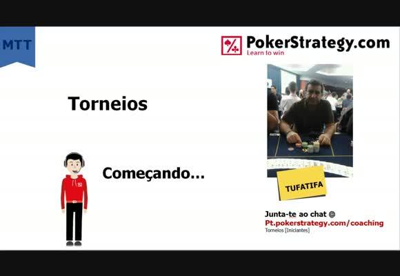 MTT - Grind Domingueiro