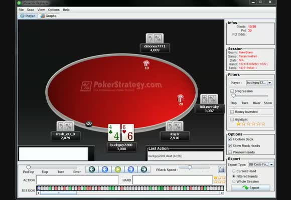 Challenge Yourself: $320 6-Max on PokerStars