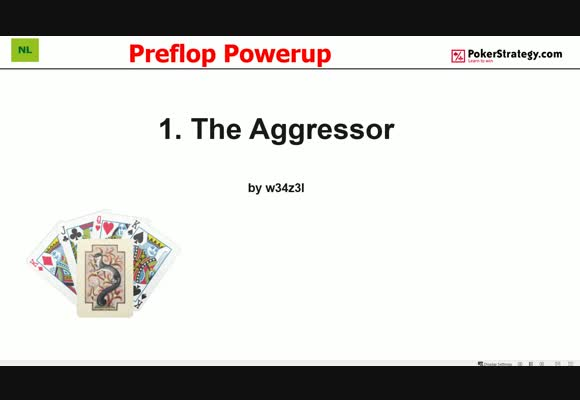 Preflop Powerup - Raise First In Strategies (1)