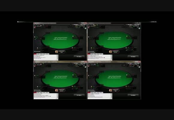 RybaKoZ na NL100 Zoom Poker
