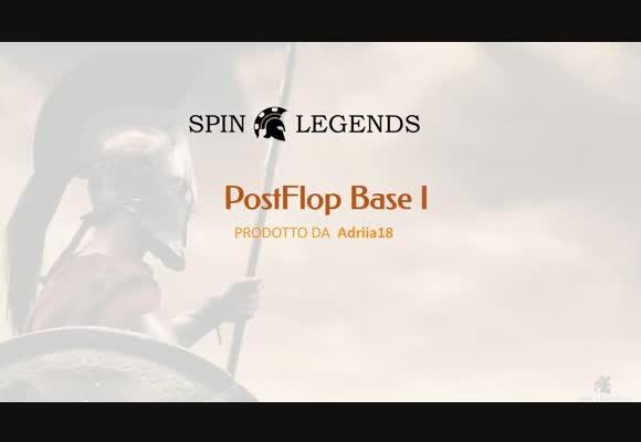 Il Postflop di Base I