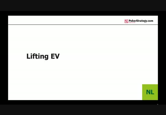 Lifting EV at NL100