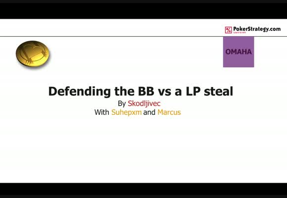 Defending the BB vs a LP steal Part 2