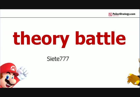 Theory Battle: Siete777 fordert lnternet