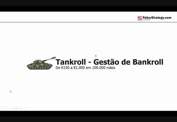Tankroll - Gestão de Bankroll