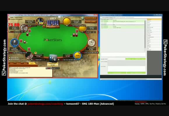 Coaching Replay: TomSom87 20-tabling on PokerStars