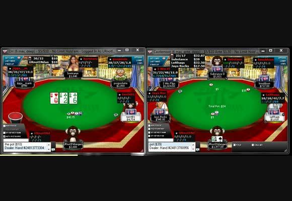 Urnotindanger2 playing NL1k