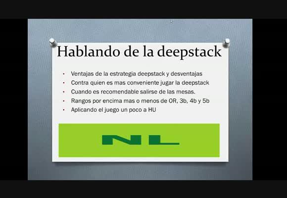 Concurso de vídeos 2015.  - Hablando de la Deepstack - Soulin92