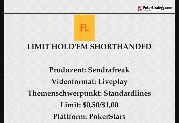 Videocontest 2014 - Limit Holdem shorthanded