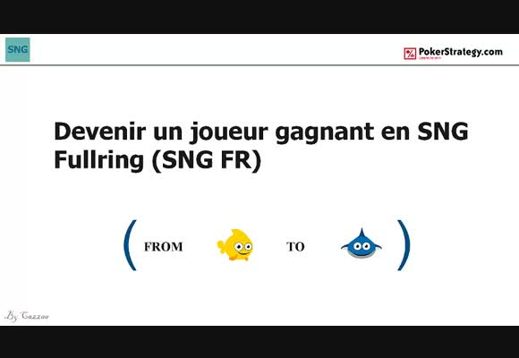 Video contest: Cazzaa. Devenir gagnant en SNG FR