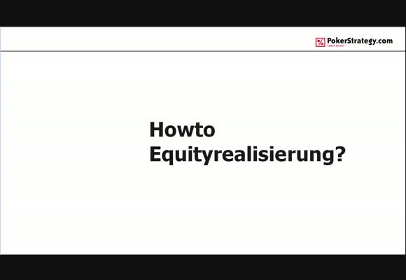 Howto Equityrealisierung
