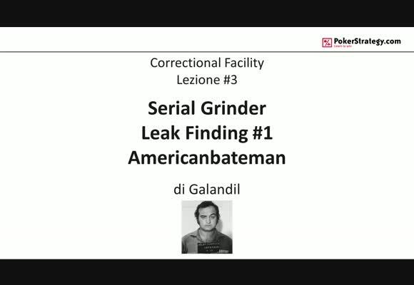 Serial Grinder - Americanbateman