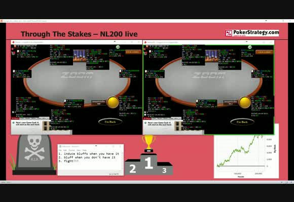 Through The Stakes - NL200 - Live Play