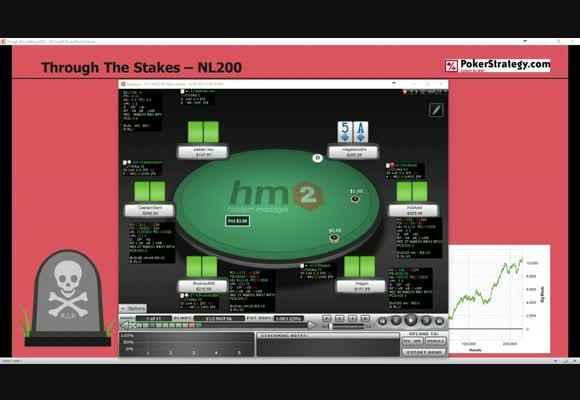 Through The Stakes - NL200 - Strategy & Tips