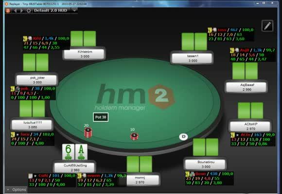 Analiza turnieju The Big 162 $
