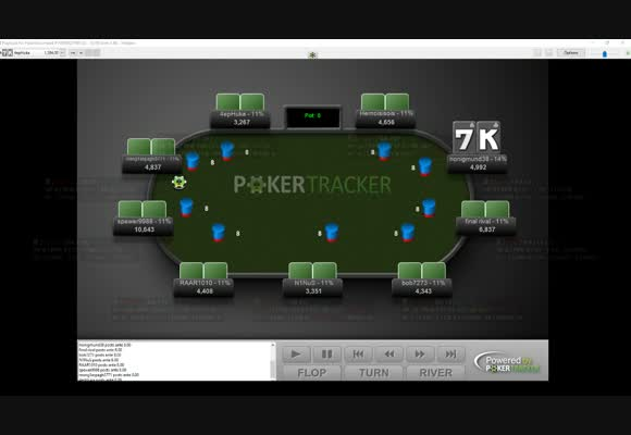 The Big $55 Final Table Run - Part 1