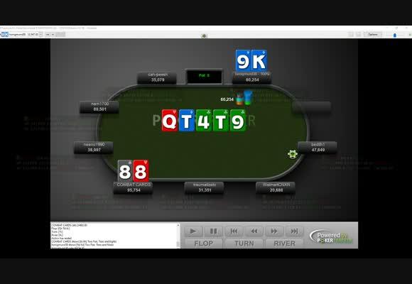The Big $55 Final Table Run - Part 2