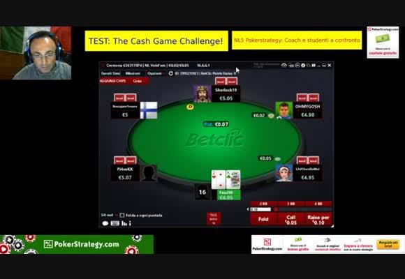 Epic Cash Game Challenge: Prima Sfida!