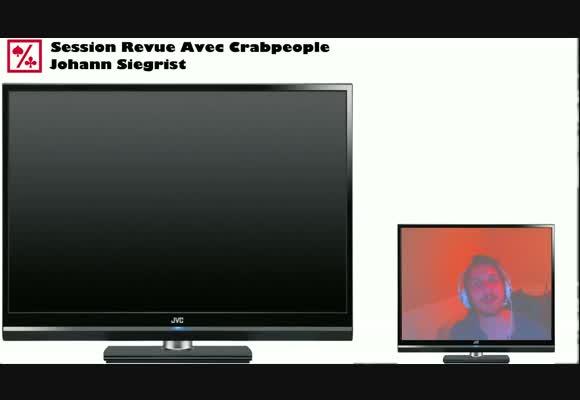 Revue de session avec Crabpeople