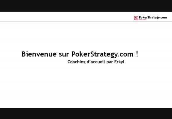 Bienvenue sur PokerStrategy.com !