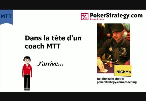 Coaching live: dans la tête d'un coach MTT