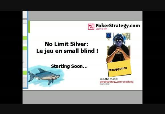 Coaching live: le jeu en small blind NL100