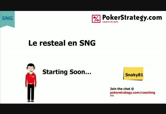 Le resteal en SnG