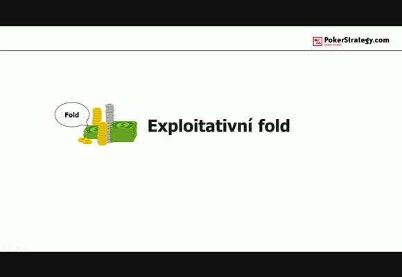 Exploitativní fold