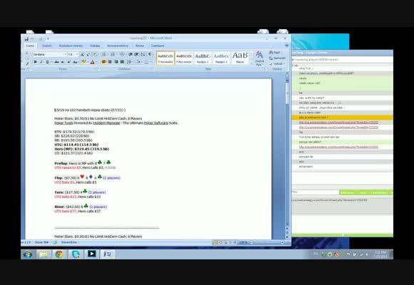 Záznam coachingu - TLN, 26.7. 2013