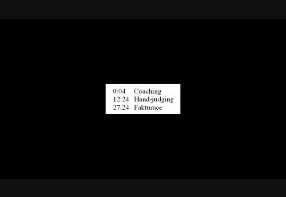 Video manuál - coaching, HJ, fakturace