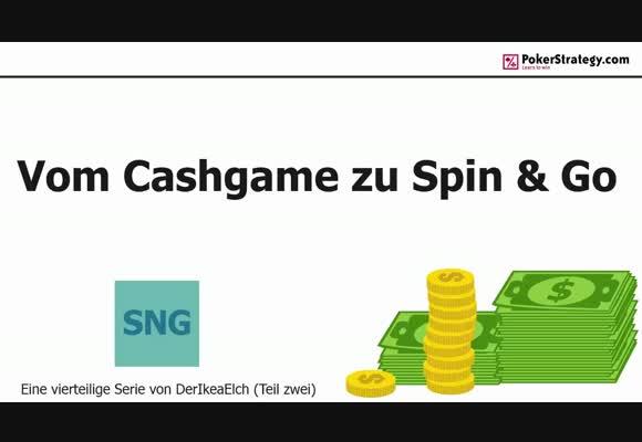 Vom Cashgame zu Spin&Go - Preflop-Game