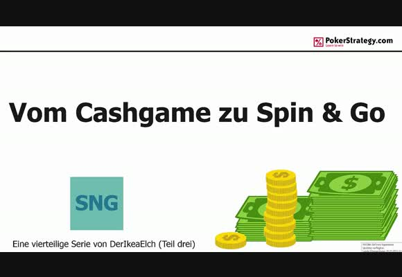Vom Cashgame zu Spin&Go - Heads-Up