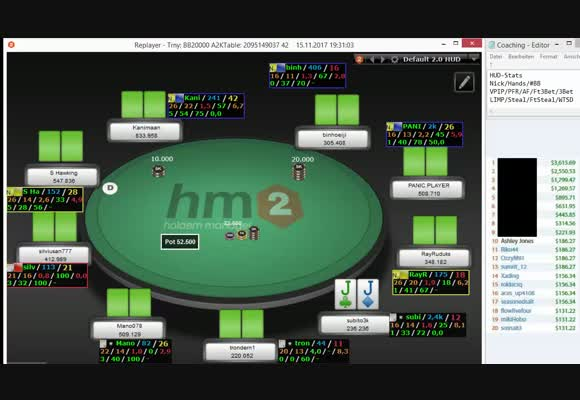 FINAL TABLE - Hot $33 MTT Review (2)