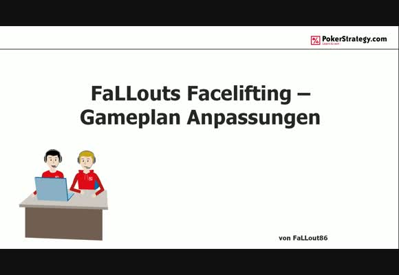 Gameplan 2016/2017 - FaLLouts Facelifting Teil 2