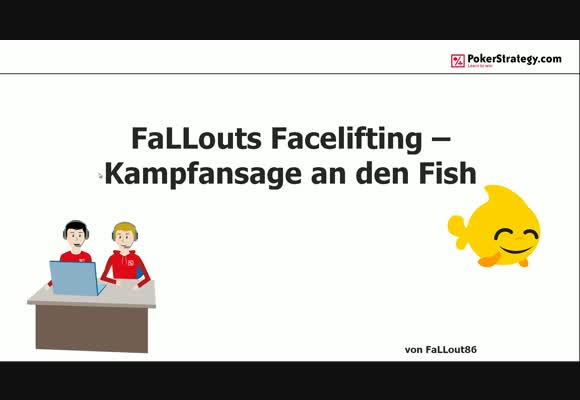 Kampsansage vs FISH - Gameplan 2016/2017