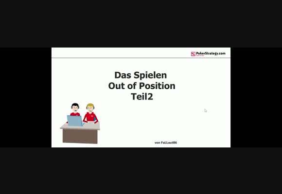 Das Spiel Out Of Position (2)
