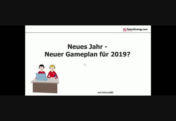 Gameplan für 2019 (1)