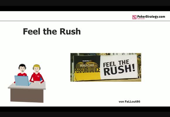 Feel the Rush - 3-Bet vs. Position
