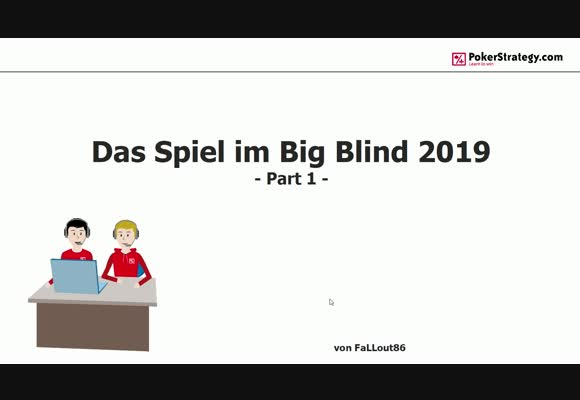 Spiel im Big Blind 2019 (1)
