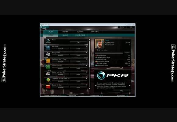 PKR Einführung mit Paxis