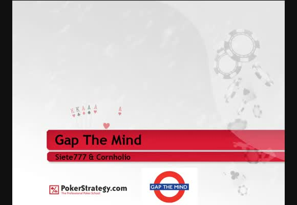 Gap the mind - Coldcalling 3bets preflop - Praxis