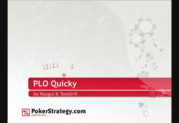 PLO Quicky - Maximum Value