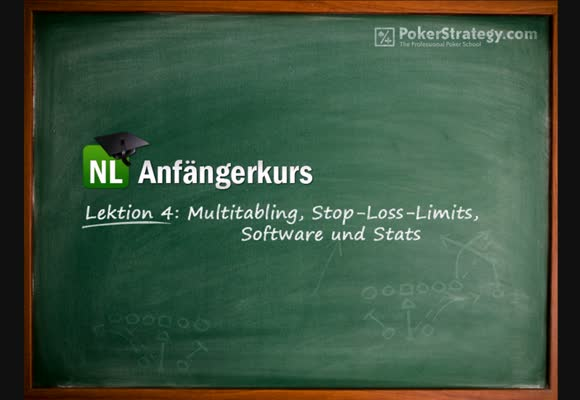 NL Anfängerkurs - Lektion 4: Multitabling, Software & Stats