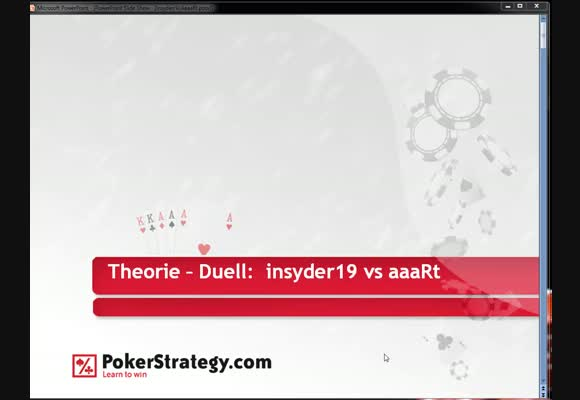 Theory Battle 1 - Insyder19 vs aaaRt